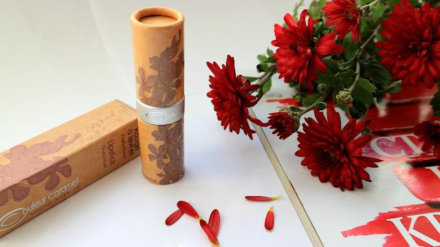 Couleur Caramel Lipstick Protective #263