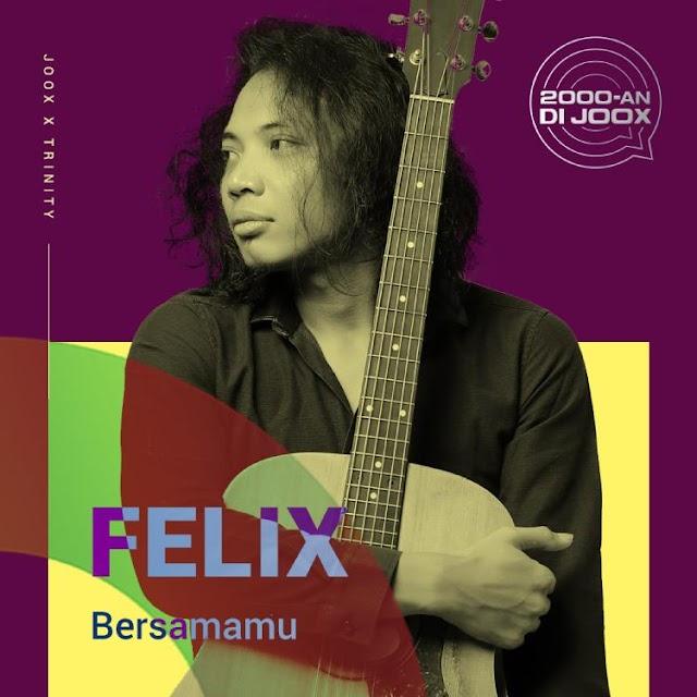 """Felix Irwan Nyanyikan Kembali Lagu """"Bersamamu"""" dengan Nuansa Kekinian"""