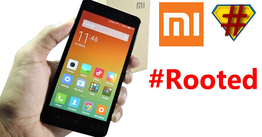 Cara Root HP Android Xiaomi Redmi Note 3G & 4G Tanpa PC
