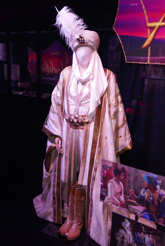 Mena Massoud Aladdin Prince Ali movie costume