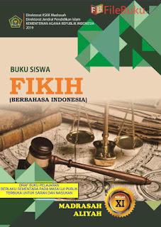 Buku Siswa Fikih MA Kelas 11-XI Kurikulum 2013 Revisi 2019