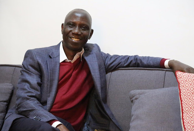 THE YCEO: WINNER CHILD! Uncle Ebo Whyte Shares A Testimony