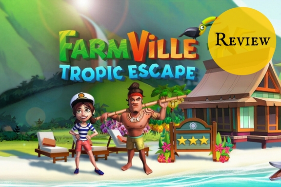 Farmville: Tropic Escape Review | The Bookish Gamer