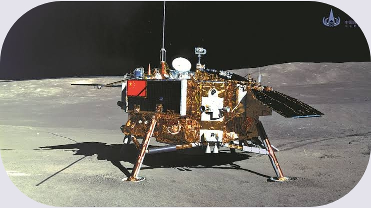 China has established a satellite