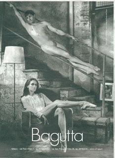Petra Conti e Eris Nezha in versione pubblicitaria