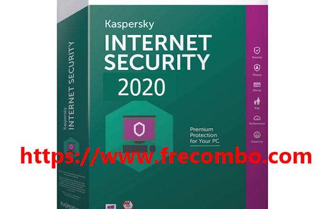 Kaspersky Internet Security 2020+Serial key (Latest)