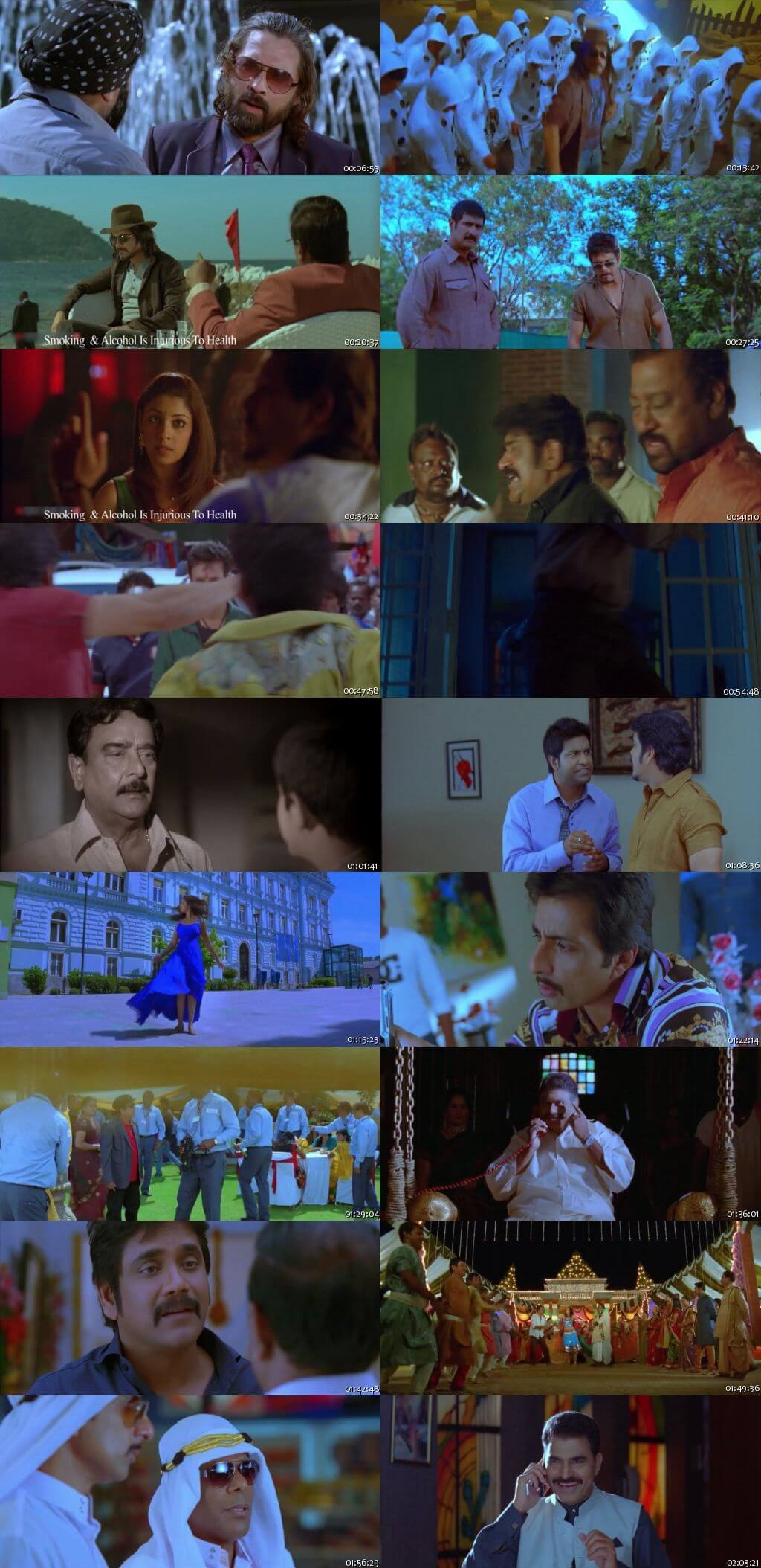 Screen Shot Of Tollywood Movie Bhai Mera Big Brother 2017 Full Movie In Hindi Dubbed Free download 720P HD