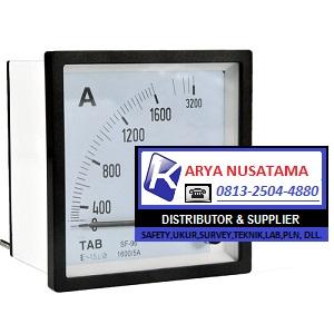 Jual TB Panel Meter Analog 0 - 1600/5 A di Kediri