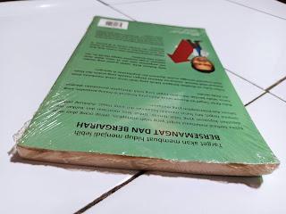 Buku Baru Kejar Target Penulis Dedy Budiman