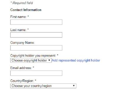 Cara Mudah Melaporkan Pencurian Artikel ke Google DMCA (Copy Paste)