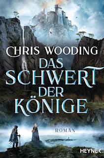 [Rezension] Die Saga von Dunkelwasser 1: Das Schwert der Könige – Chris Wooding