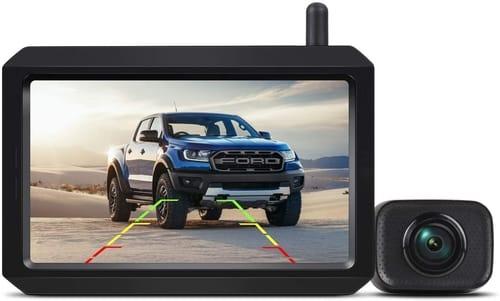 AUTO-VOX W7 Digital Wireless Backup Camera