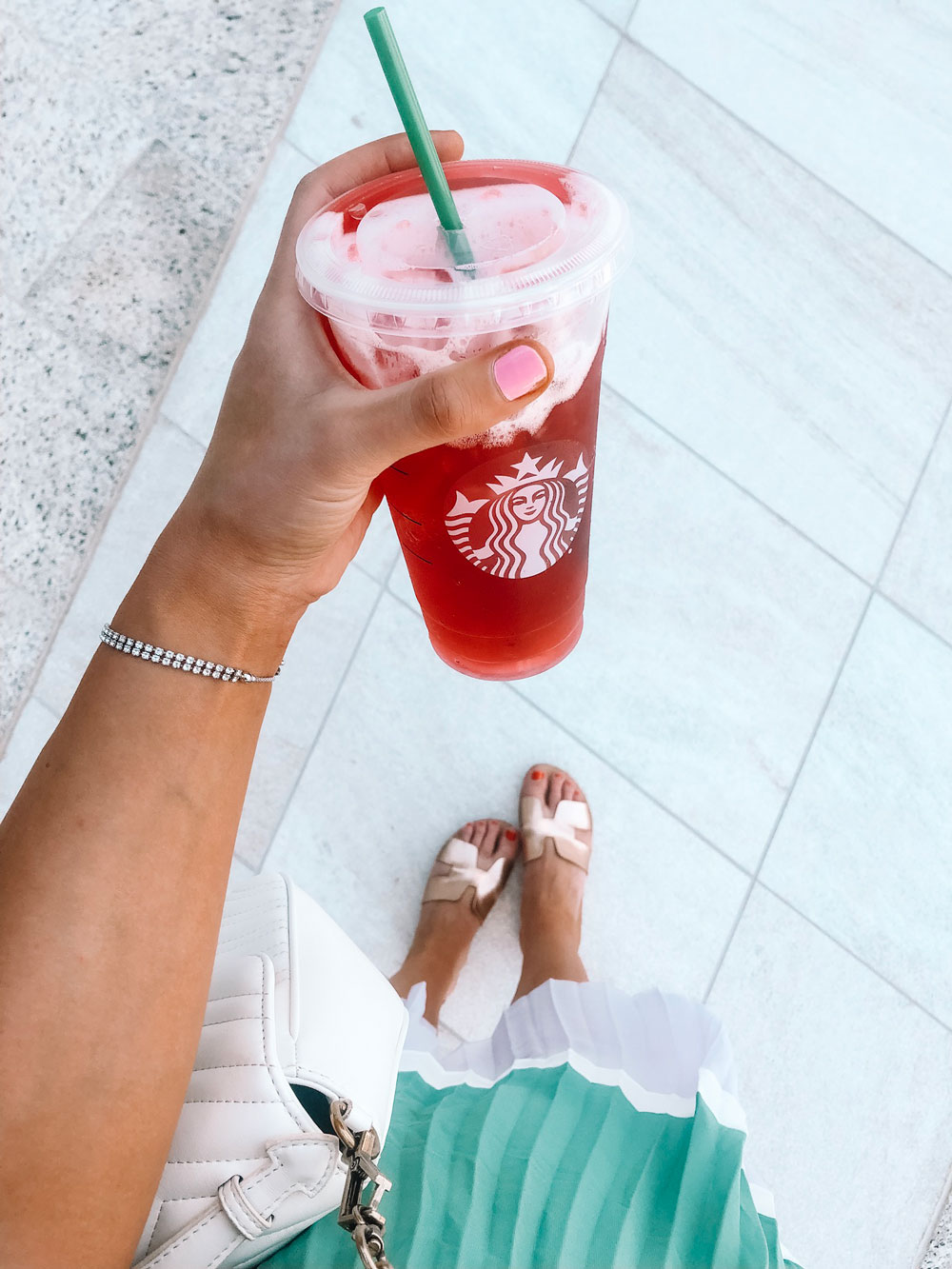 @AmandasOK's Go-To Healthy Starbucks Drinks