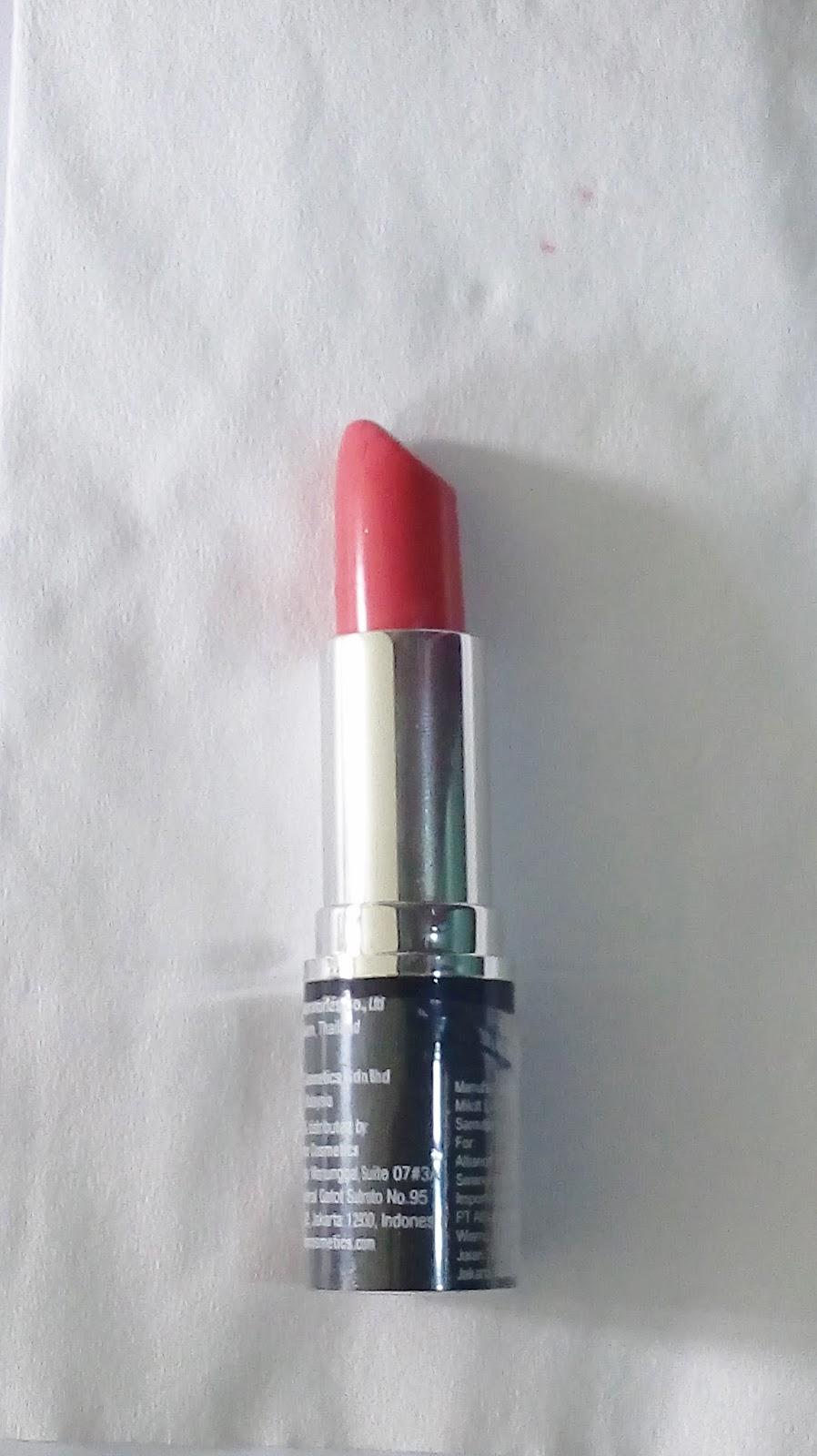 Silkygirl Moisture Smooth Lipcolor 04 Hot Pink Daftar Harga Lip Color 03 Simply Review