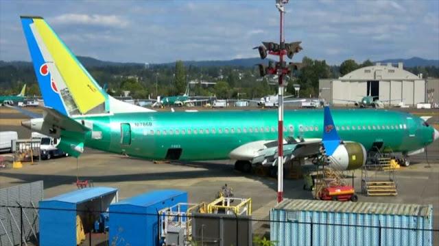 Boeing negocia ventas para su 737 Max pese a la crisis