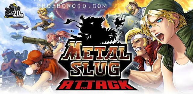 Metal Slug Attack النسخة المهكرة