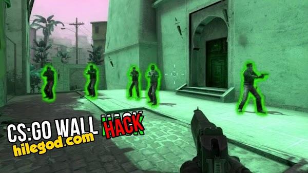 Counter Strike GO WallHack Hilesi Duvardan Görme Şubat 2021