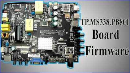 TP MS338 PB802 Universal LED TV Software Download All Resolution