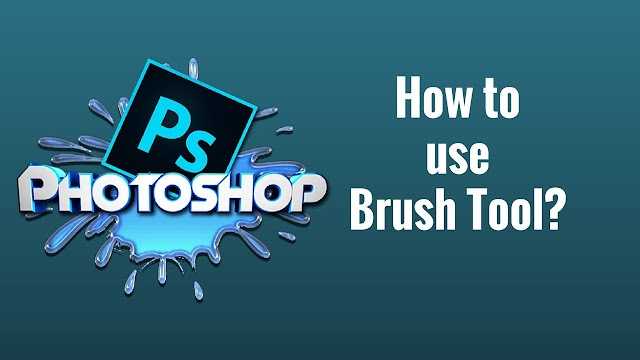How to Use Brush Tool In photoshop CC | Learn use of Brush Tool in urdu&hindi