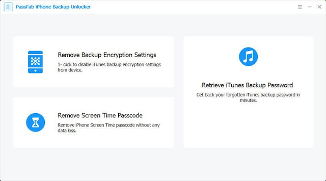 Screenshot PassFab iPhone Unlocker 2.1.3.2 Full Version