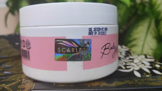 scarlett whitening body care hologram