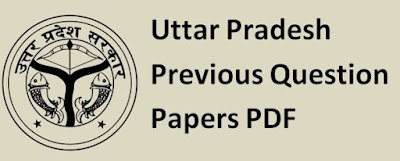 Uttar Pradesh Previous Papers