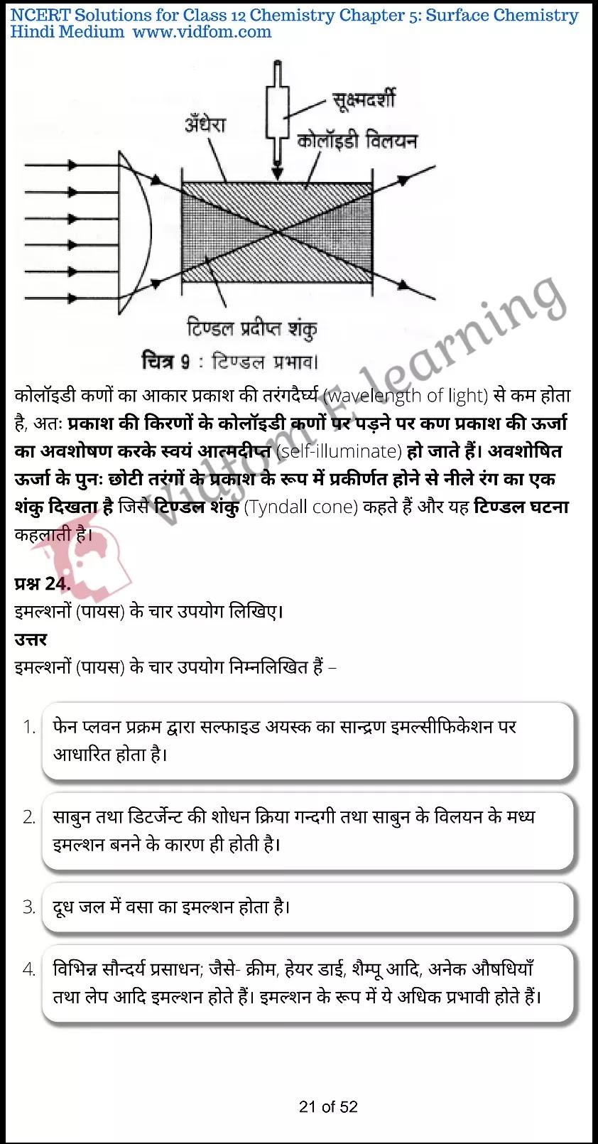 class 12 chemistry chapter 5 light hindi medium 21