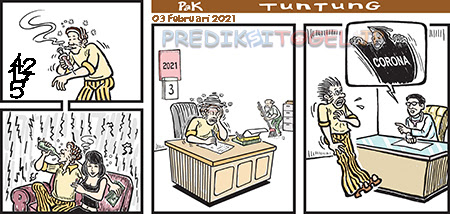 Prediksi Togel HK Pak Tuntung Kamis, 4 Februari 2021