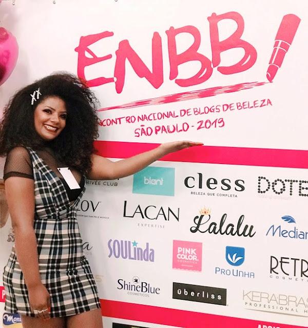 ENBB 2019 - Encontro Nacional de Blogs de Beleza