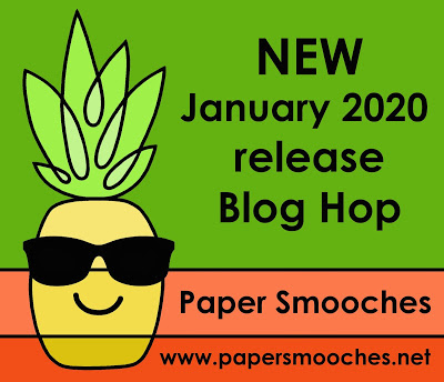 Paper Smooches January Release