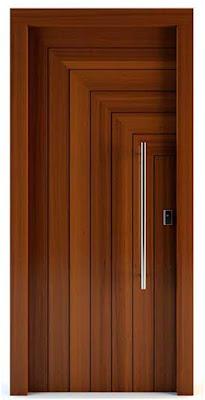 model pintu unik minimalis modern kontemporer