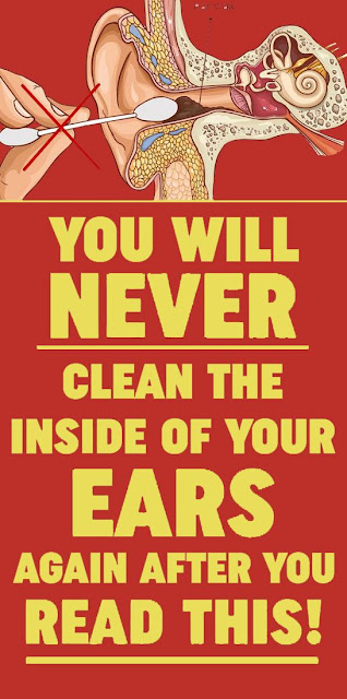 You'll Never Clean The Inside Of Your Ears Again After You Read This!