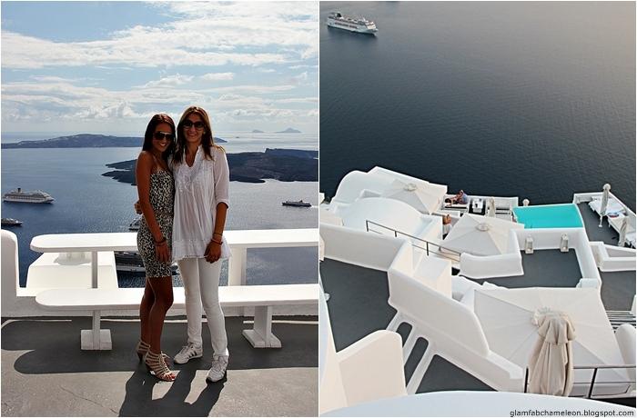 Chromata Santorini hotel luxury vacation