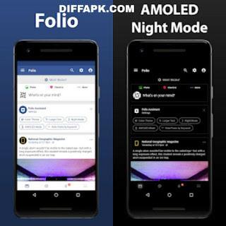 Folio for Facebook & Messenger Premium Apk v3.5.6 [Latest]