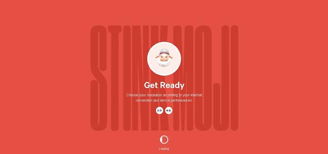 Stinkmoji - fun websites