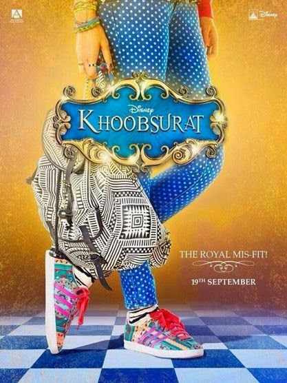 full cast and crew of bollywood movie Khoobsurat with story, poster, trailer ft Rhea Kapoor, Anil Kapoor and Siddharth Roy Kapur.[1] It stars Sonam Kapoor, Fawad Afzal Khan, Kirron Kher, Prosenjit Chatterjee, Ratna Pathak and Aamir Raza Hussain