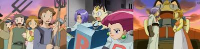 Pokémon - Temporada 6 - Corto 2: No Somos Ángeles (Equipo Rocket)