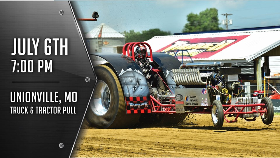 Tractor Pulling News - Pullingworld com: This Weekend !