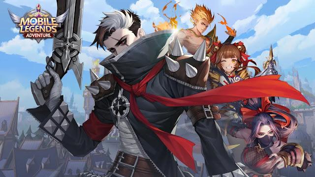 Screenshot Mobile Legends Adventure - Apcoid
