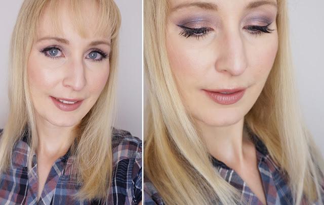 Herbst-LOOK mit Makeup Revolution - Fortune Favours The Brave Lidschattenpalette, Chaffeur, Augenbrauenstift