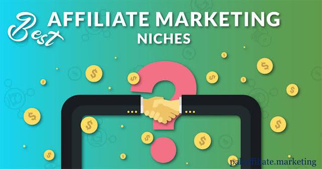 affiliate niche