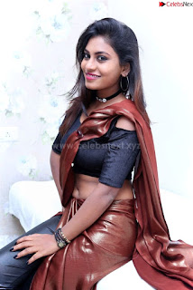 Priya Augustin in saree amazing cute beauty hq .xyz Exclusive Pics 007