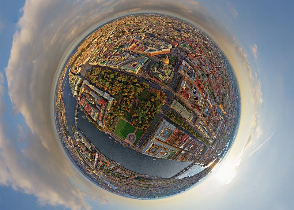 Планета Санкт-Петербург