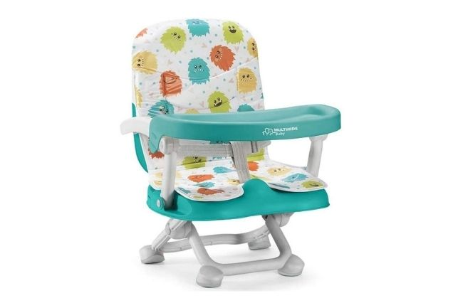 Cadeira de Alimentação Portátil Pop 'n Eat Monstrinhos