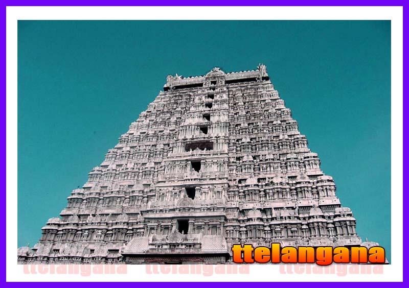 Annamalaiyar Temple Thiruvannamalai Temple Tamilnadu Full Details