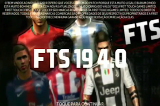 Download FTS 19 4.0 Mod Apk Data Obb by CAIO BR Update Transfer 2019