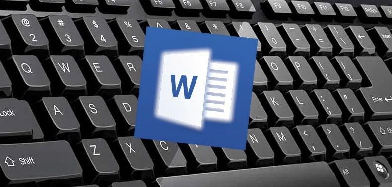 اختصارات لوحة مفاتيح الوورد,الوورد,woord