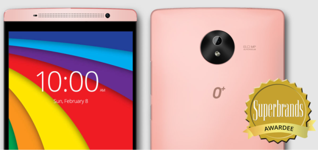 O+ Venti LTE now official: 6-inch LTE smartphone