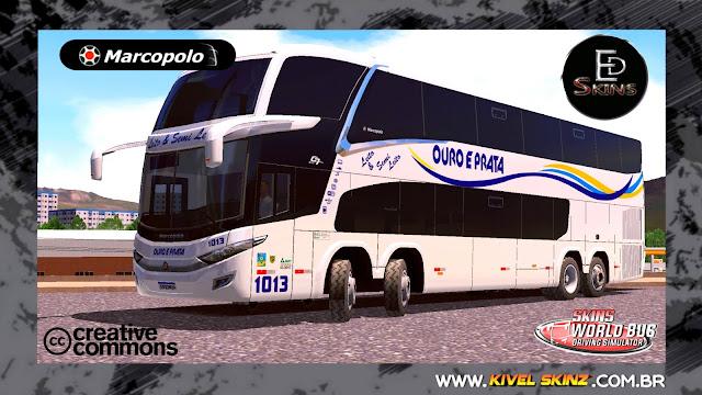 PARADISO G7 1800 DD 8X2 - VIAÇÃO OURO E PRATA