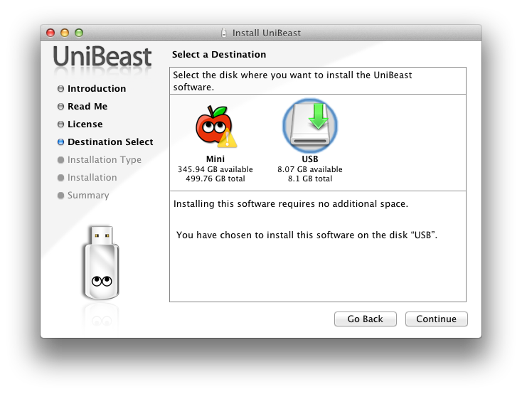 tonymacx86 Blog: UniBeast: Install Mac OS X Lion Using an